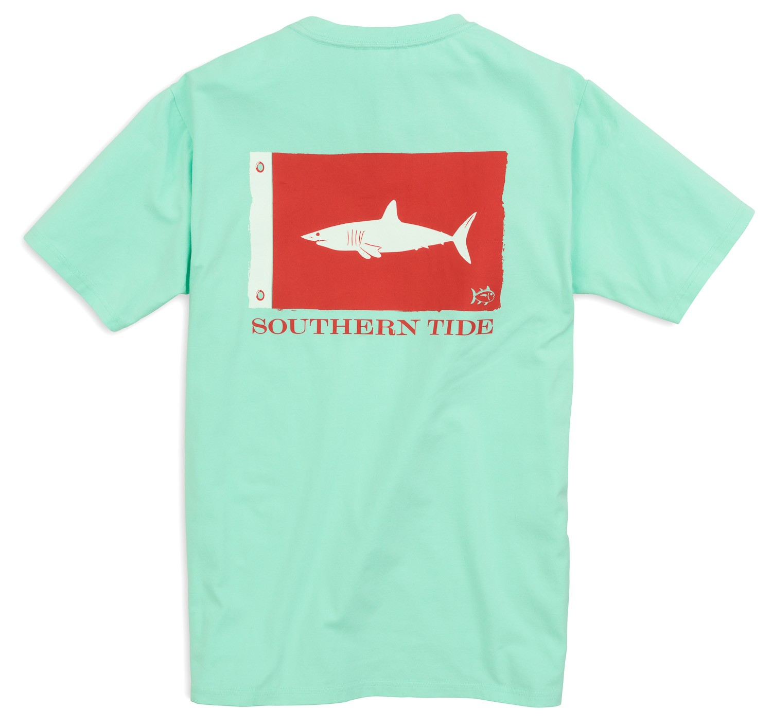 Catch Flags Shark T-Shirt - Southern Tide Apparel at Cahill & Swain